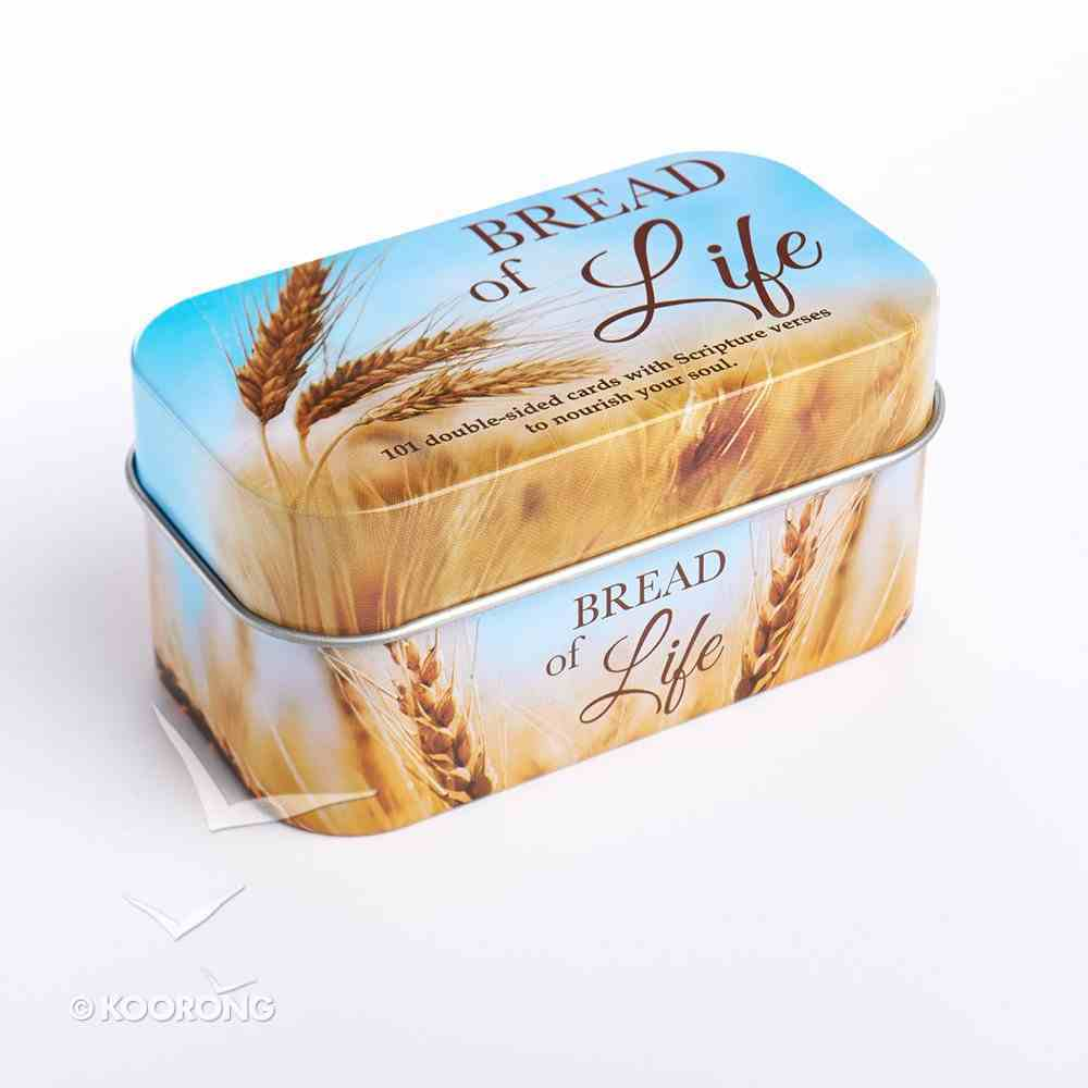 Promise Cards in Tin: Bread of Life Stationery