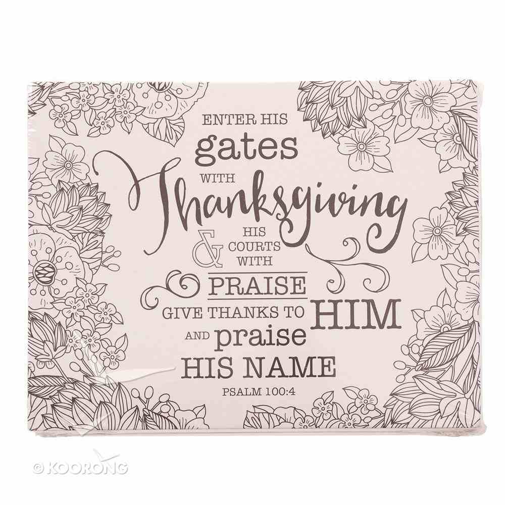 Adult Boxed Coloring Cards: Psalms in Color Box