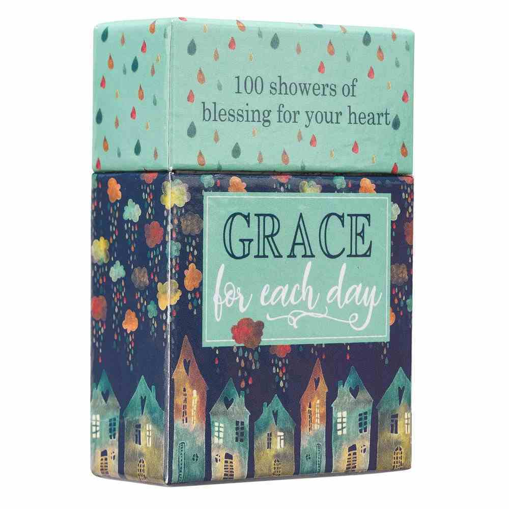 Boxes of Blessings: Grace For Each Day (Gift Of Grace Collection) Box