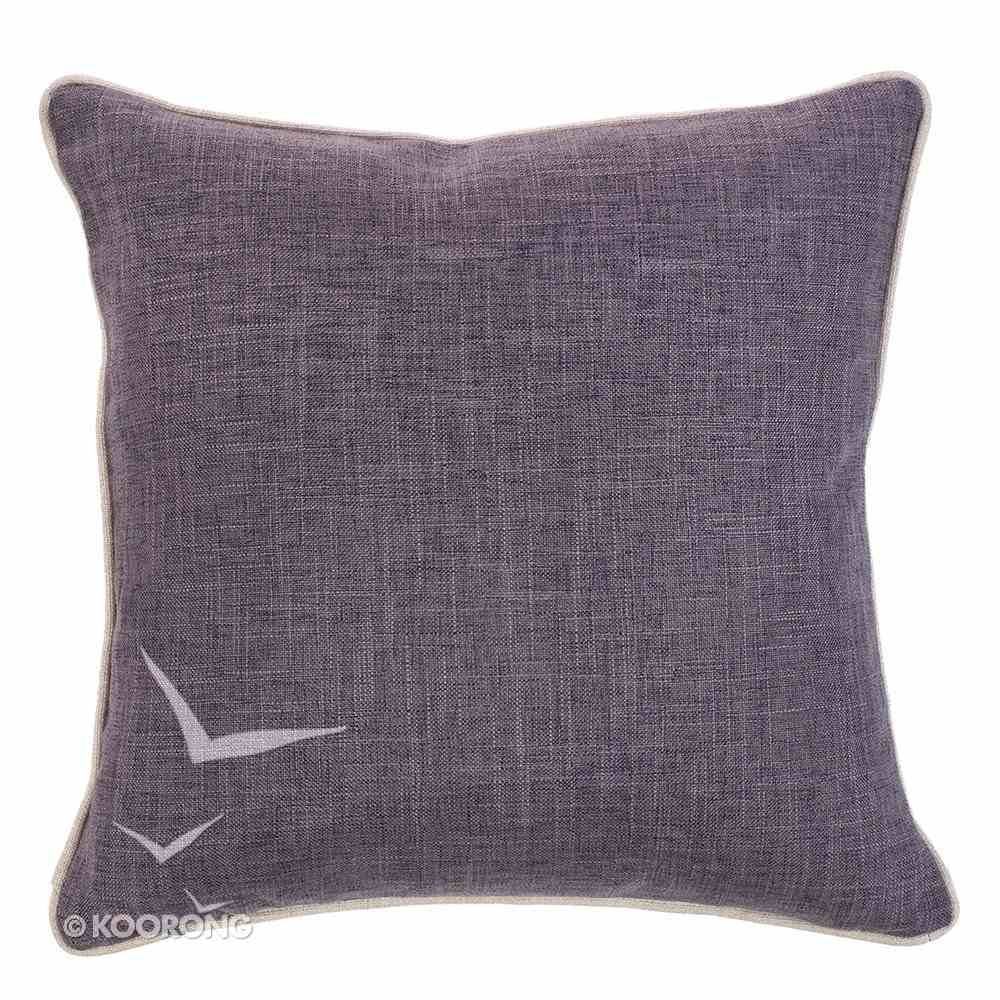 Square Pillow: Mr & Mrs Better Together (Better Together Collection) Soft Goods