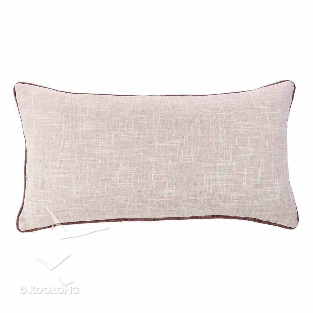 Oblong Pillow: Mr & Mrs Better Together (Better Together Collection) Soft Goods