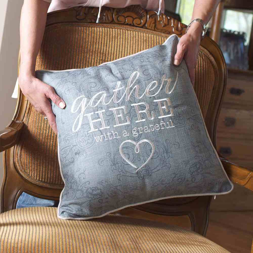 Square Pillow: Gather Here (Gather Here Collection) Soft Goods