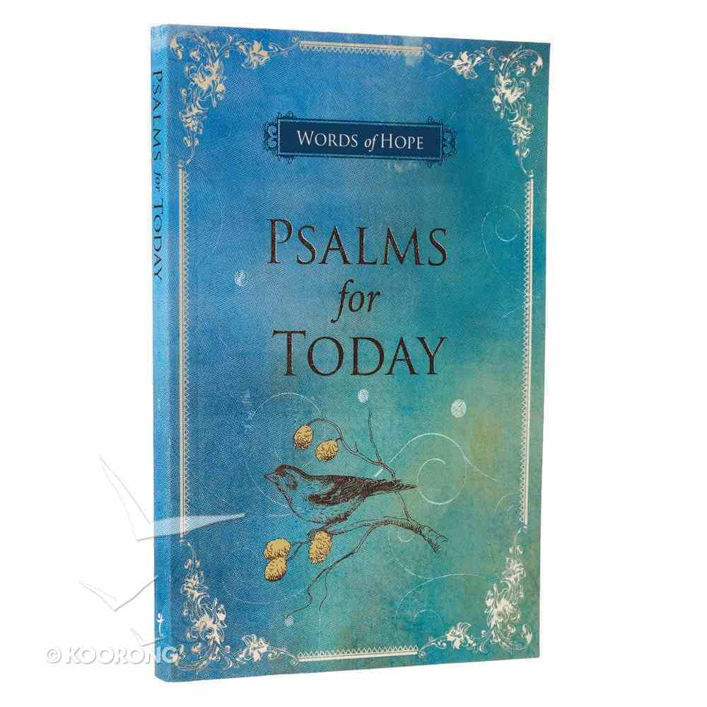 Psalms For Today (Words Of Hope Series) Paperback