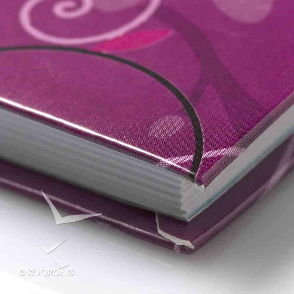 Journal: Flexcover Joy Pink/Aqua Paperback