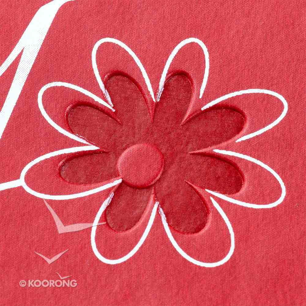 Joy (Red Luxleather) (Daily Inspirations Series) Imitation Leather