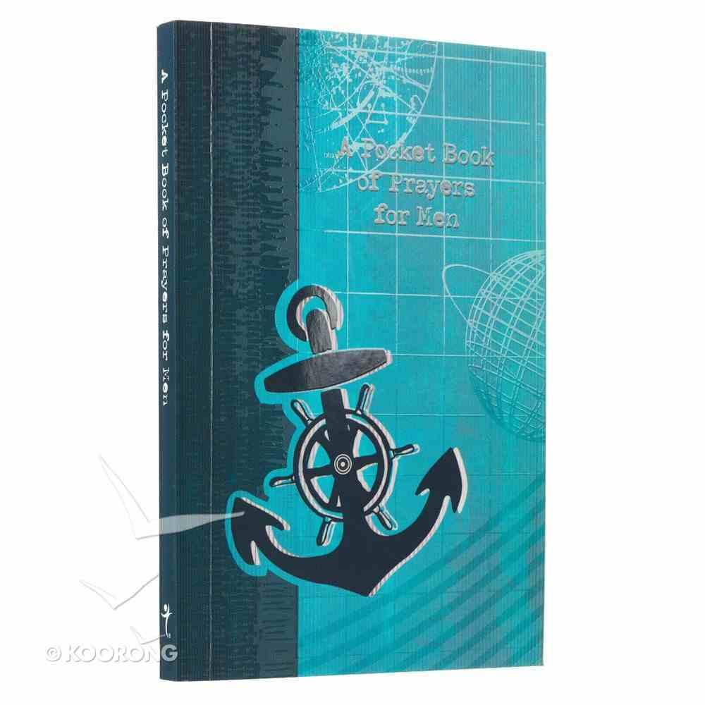 Pocket Book of Prayers: For Men Paperback