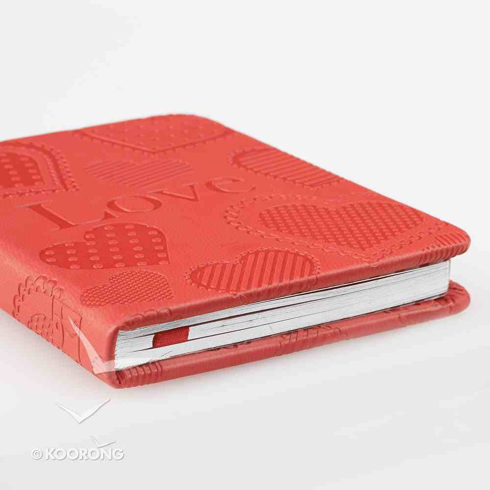 Love (Red) (Pocket Inspirations Series) Imitation Leather
