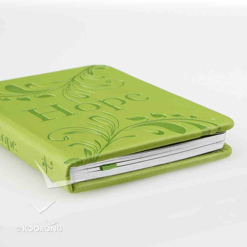 Hope (Lime Green) (Pocket Inspirations Series) Imitation Leather