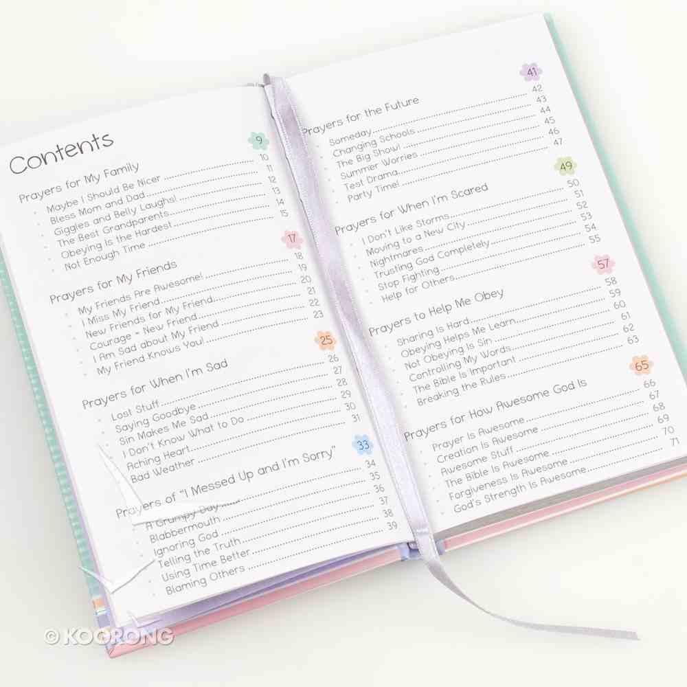 Prayer Book (Holly & Hope Series) Hardback