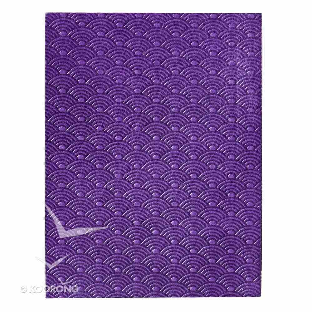 Book of Promises (Purple Luxleather) (Pocket Inspirations Series) Imitation Leather