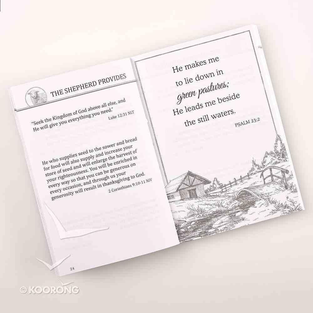 The Lord is My Shepherd (Words Of Hope Series) Paperback