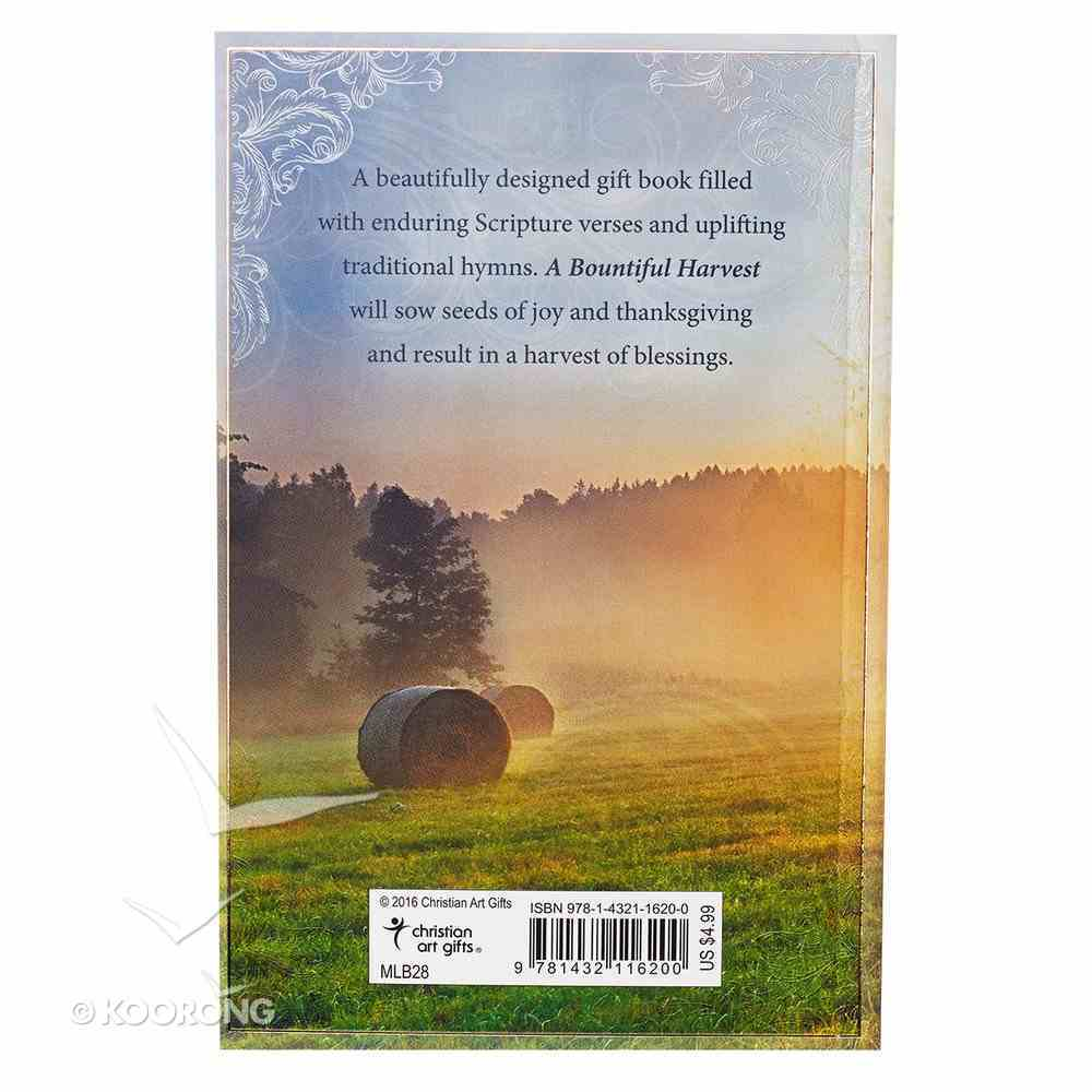 The Bountiful Harvest (Words Of Hope Series) Paperback