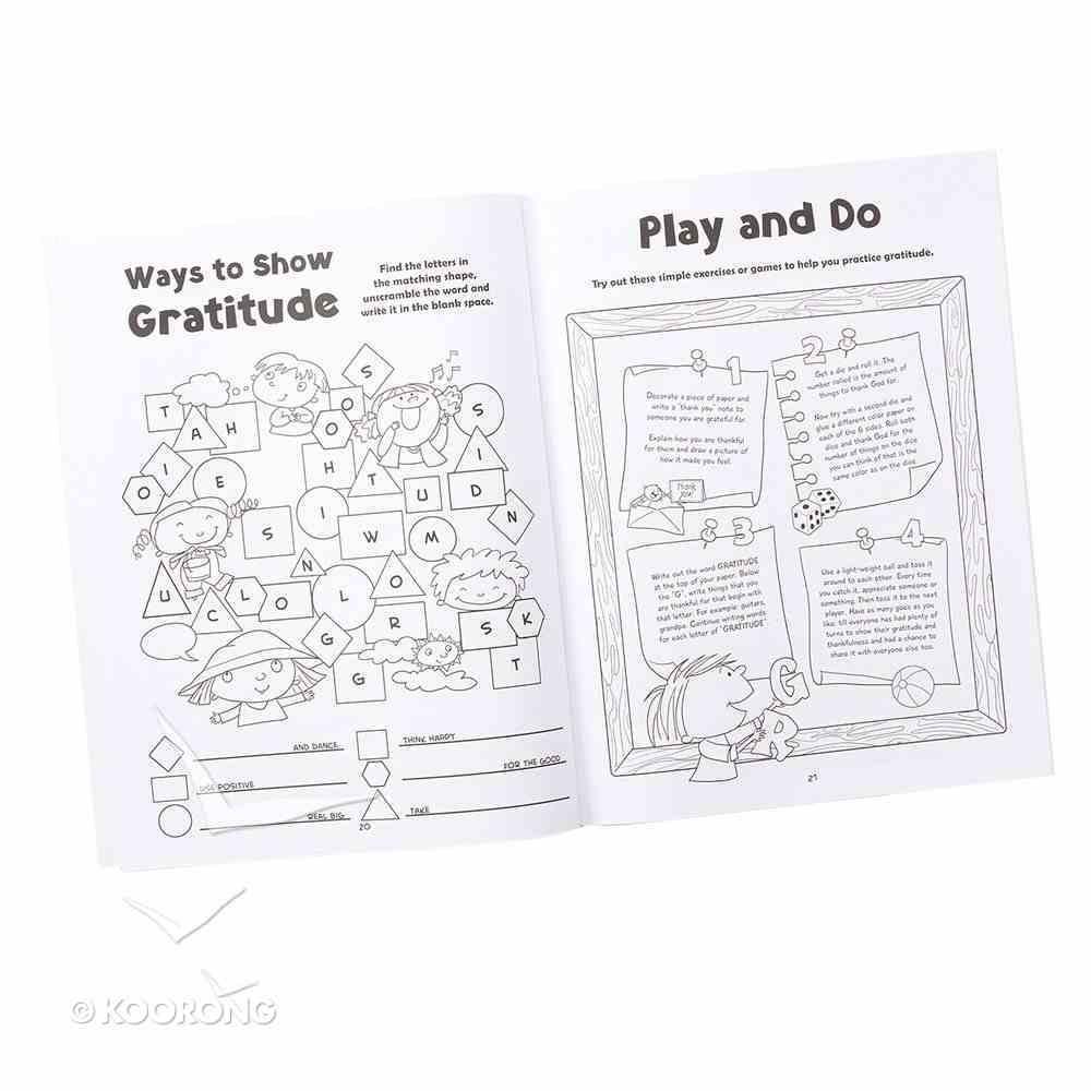 Biblegum: Fun Bible Lessons on Gratitude Paperback