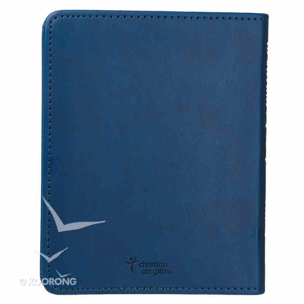 One-Minute Devotions For Boys (Navy) Imitation Leather