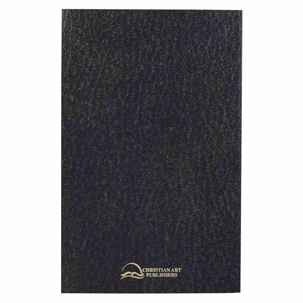 KJV Gift & Award Bible Black (Black Letter Edition) Paperback
