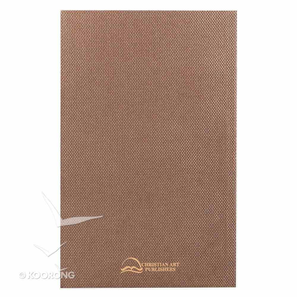 KJV Gift & Award Bible Antique Gold (Black Letter Edition) Paperback