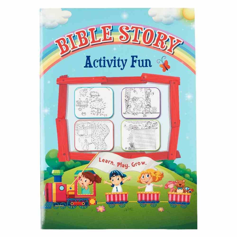 Bible Story: Activity Fun Paperback
