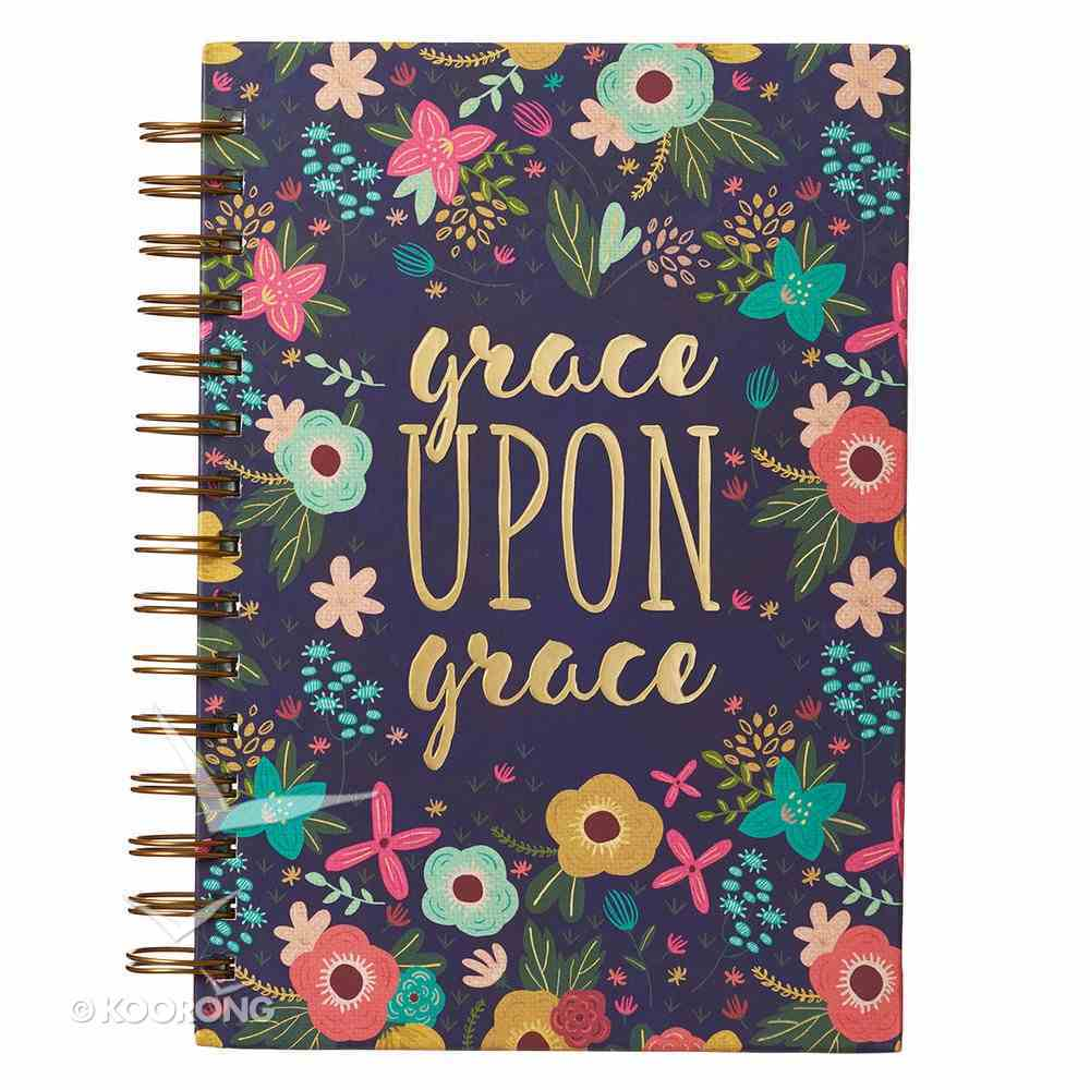 Journal: Grace Upon Grace Spiral