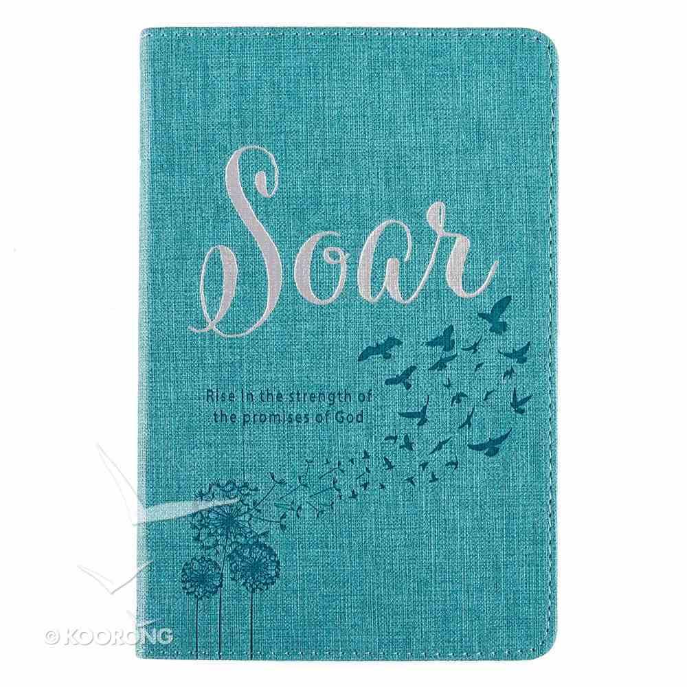 Promise Book: Soar (Turquoise) Imitation Leather