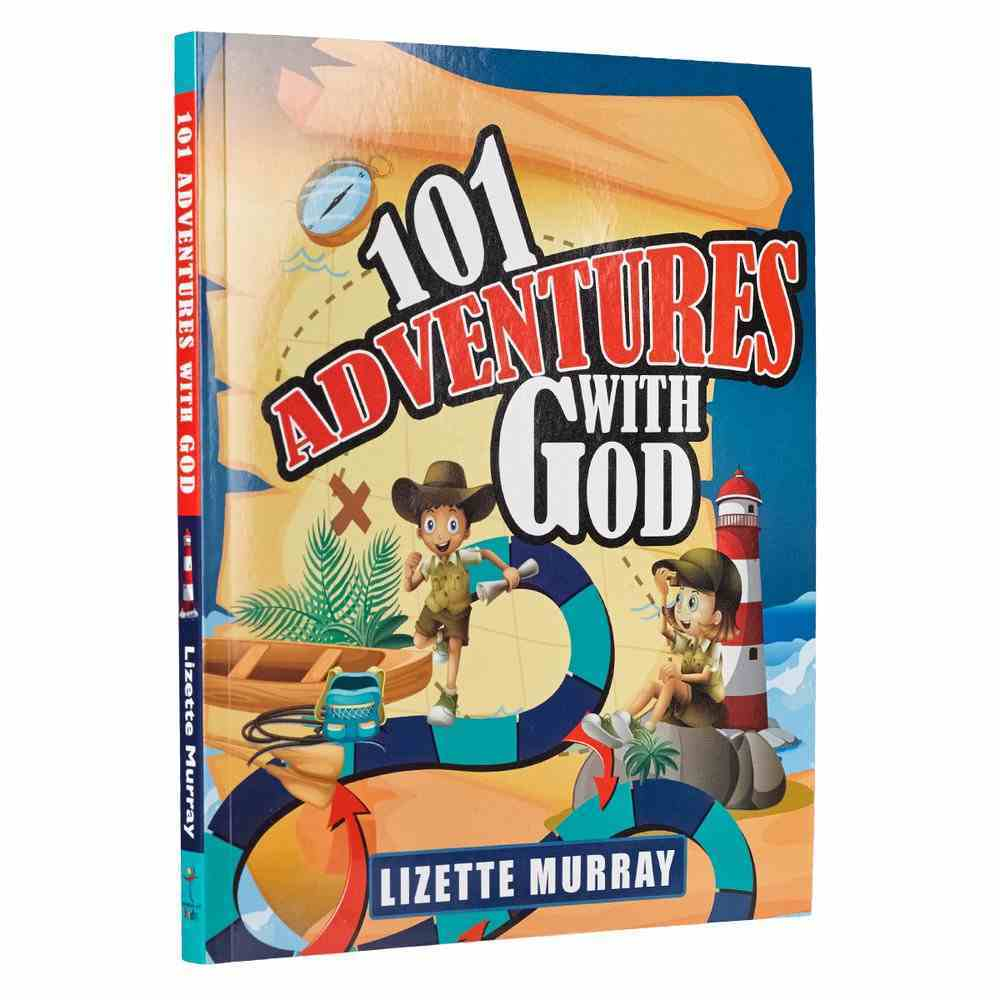 101 Adventures With God Paperback