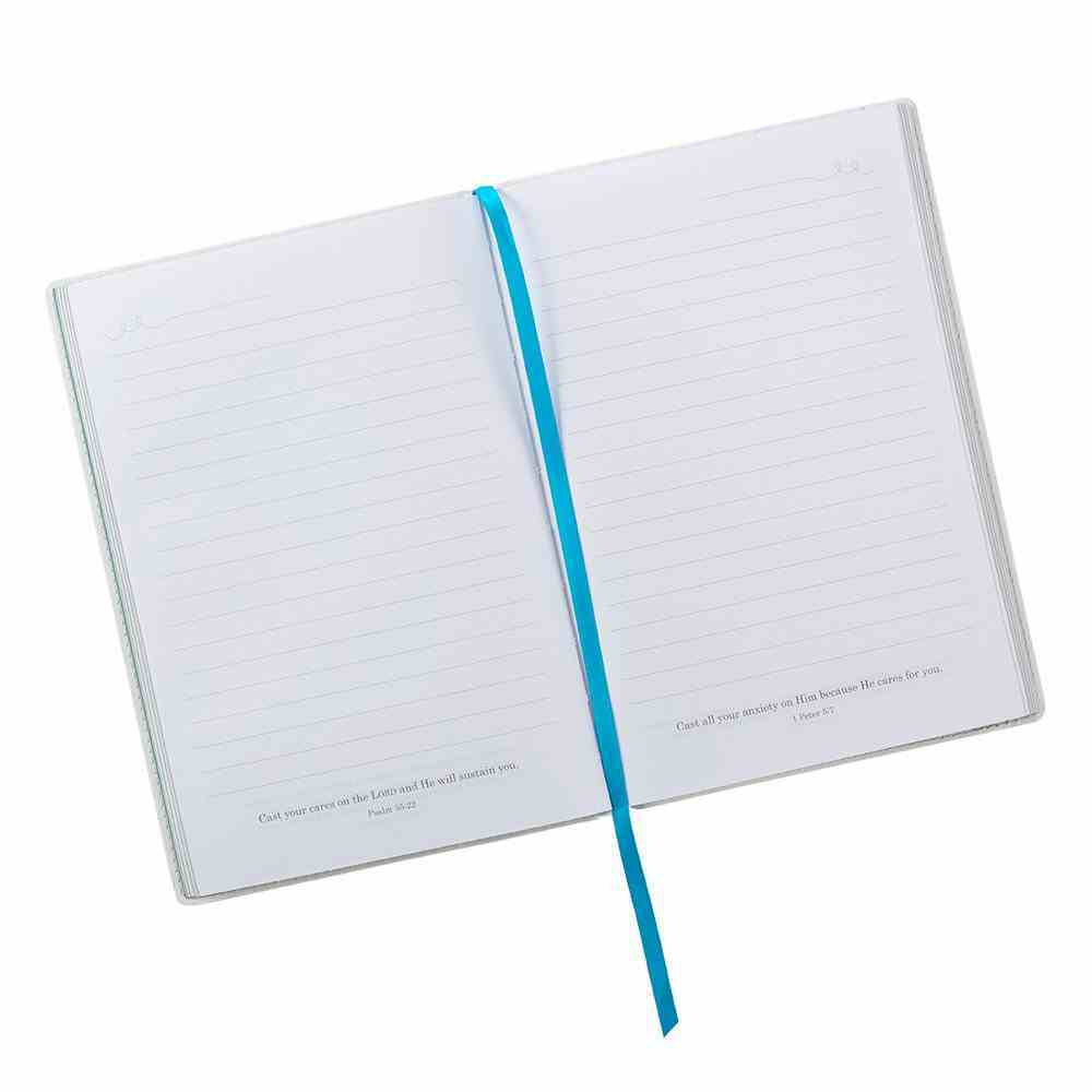 Journal: One Day At a Time, Luxleather Stationery