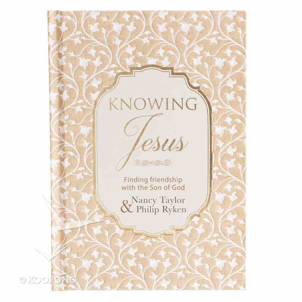 Knowing Jesus - Finding Friendship With the Son of God (60 Questions & Answers Series) Hardback