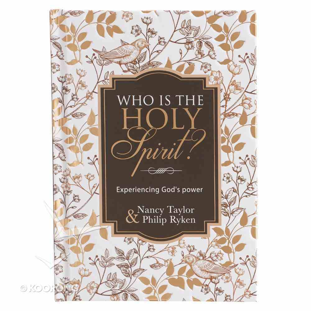 Who is the Holy Spirit? - Experiencing God's Power (60 Questions & Answers Series) Hardback