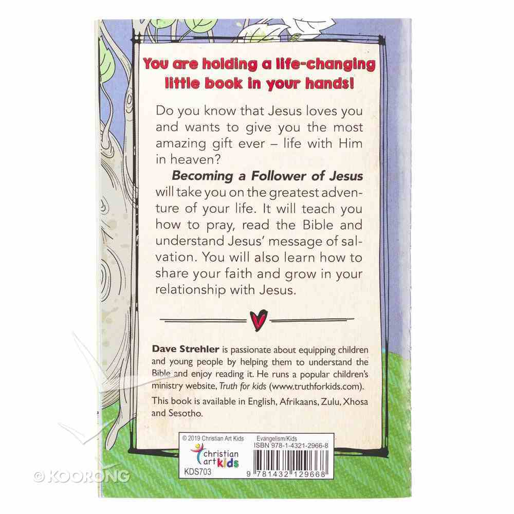 Becoming a Follower of Jesus Paperback