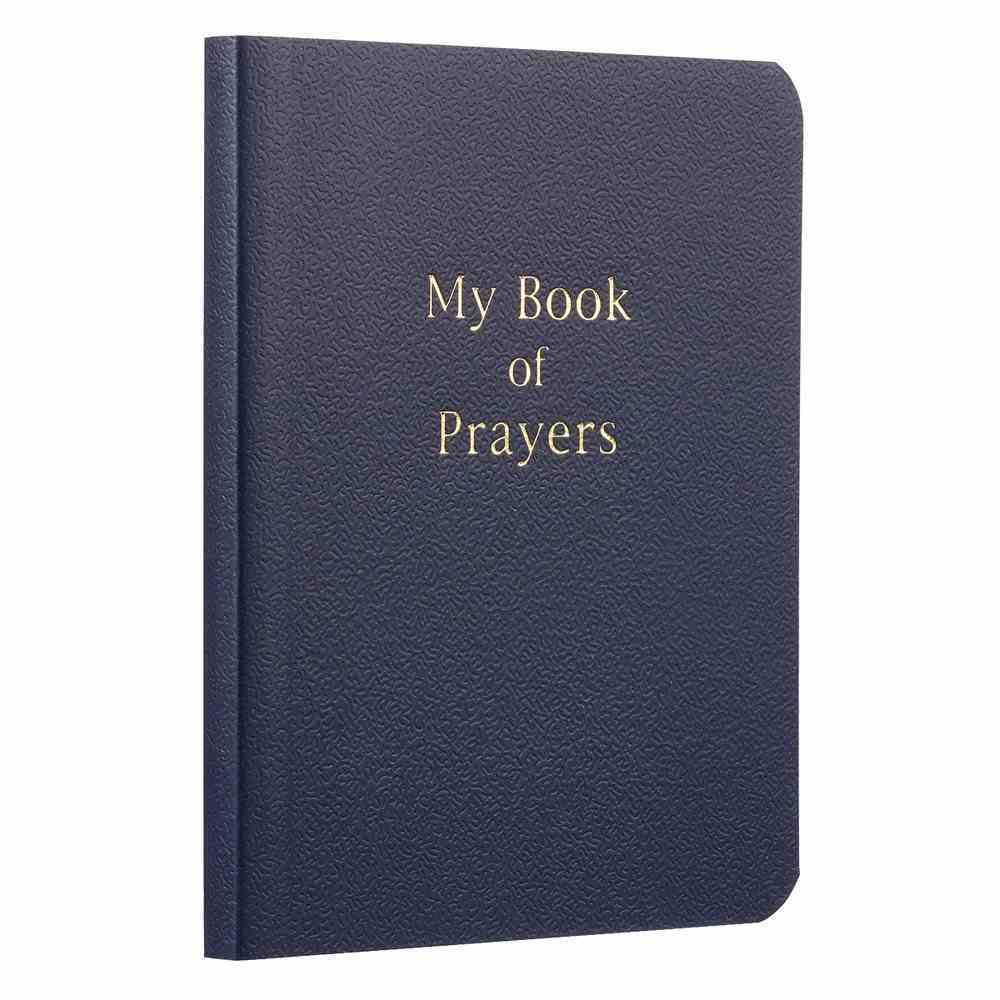 My Book of Prayers (Blue) Paperback