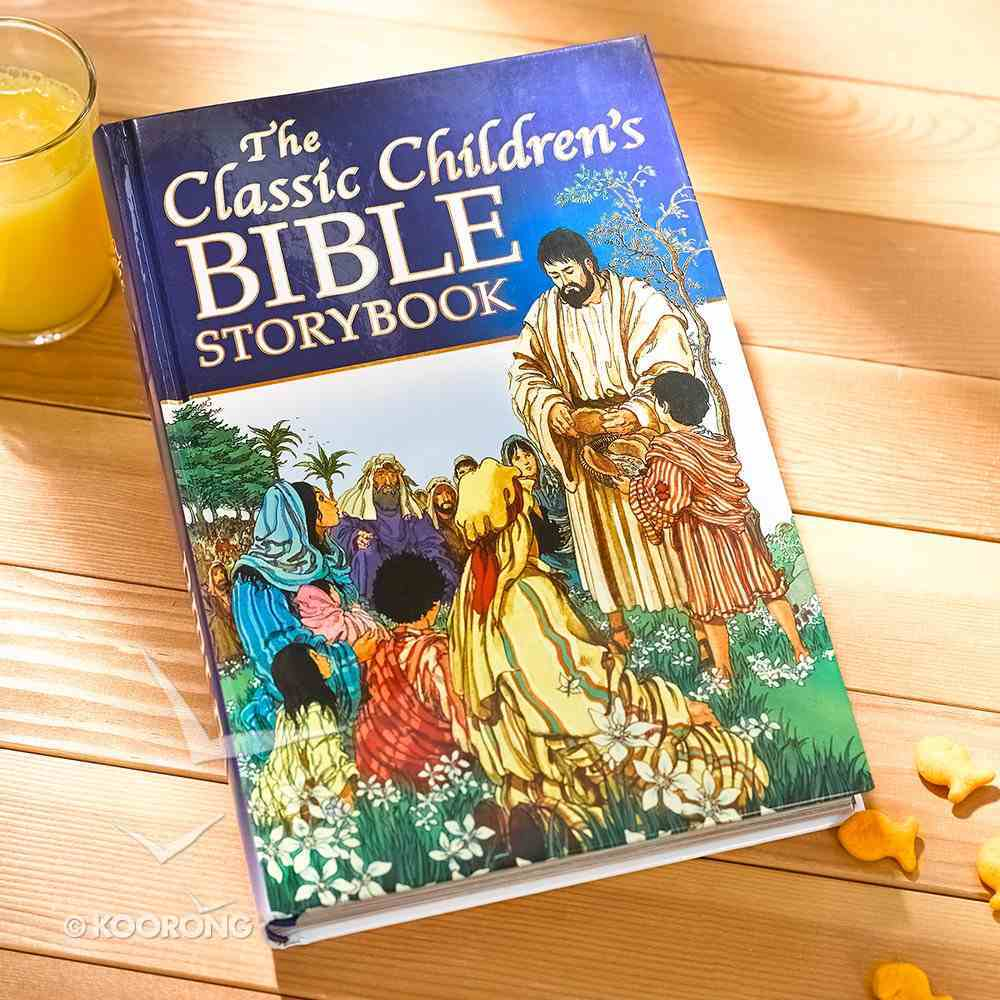The Classic Children's Bible Storybook Hardback