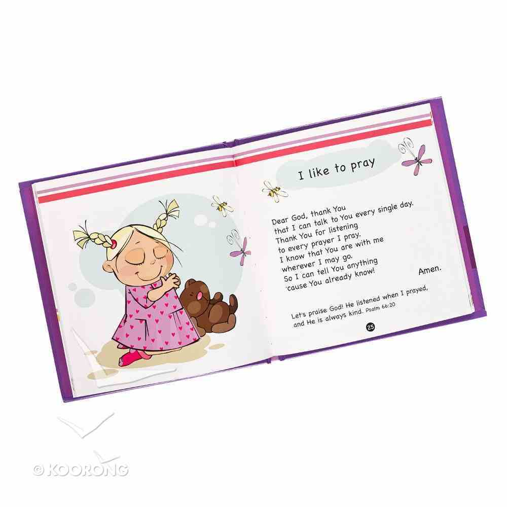 Prayers For Little Hearts Hardback