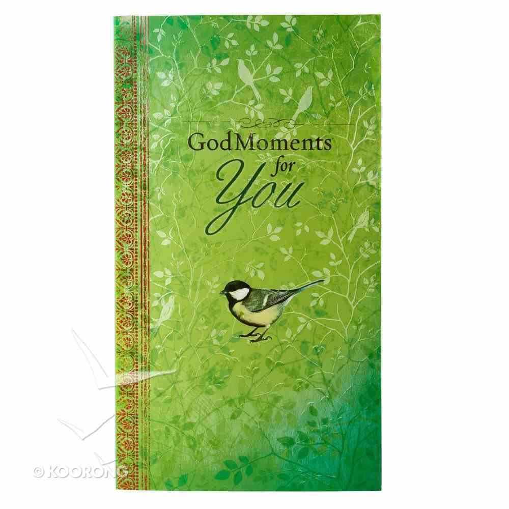 God Moments For You Paperback