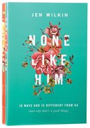 "Jen Wilkin ""10 Ways"" 2-Pack: In His Image + None Like Him (2 Vols) Pack"