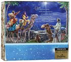 Christmas Premium Boxed Cards: Wise Men Came With Treasures (Matthew 6:21 Nrsv) Cards