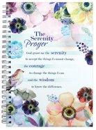 Journal: Serenity Prayer Spiral