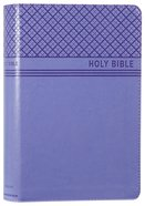 NRSV Premium Gift Bible Purple Premium Imitation Leather