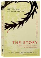 The Bible in One Continuing Story of God and His People (Black Letter Edition) (The Story Series) Paperback