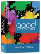 GNB Good News Bible Rainbow (Anglicised) Hardback