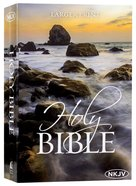 NKJV Outreach Bible Larger Print Paperback
