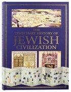 The Timechart History of Jewish Civilization Chart/card