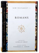 Accs NT: Romans (Ancient Christian Commentary On Scripture: New Testament Series) Paperback