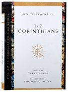 Accs NT: 1-2 Corinithians (Ancient Christian Commentary On Scripture: New Testament Series) Paperback