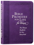 Bible Promises For Life (For Women) image