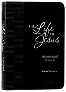 Tpt Life Of Jesus, The: Harmonized Gospels Reader's Edition image