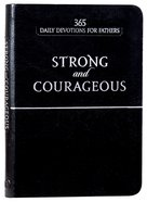 Strong And Courageous image
