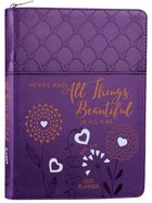 2020 16 Month Weekly Planner: All Things Beautiful (Faux Ziparound) image