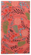 2020/2021 2 Year Pocket Diary/Planner: Coral/Floral Paperback