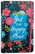 2020 16 Month Weekly Planner: God Is My Happy Place image