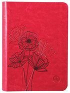 Tpt: New Testament (Compact) Fuchsia With Psalms, Proverbs, And Song Of Songs image