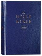 ESV Premium Pew and Worship Bible Blue (Black Letter Edition) Hardback